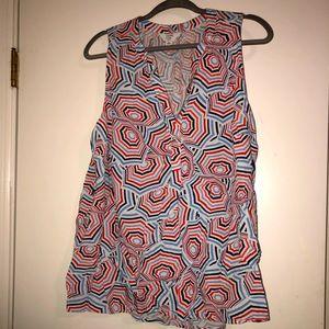 Crown & Ivy Sleeveless shirt size 2x